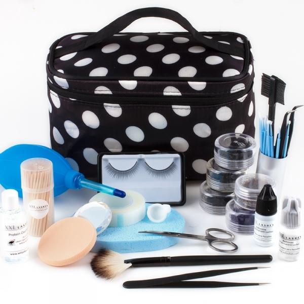 The xxl lashes mini kit ebay for Fast set gartenpool xxl