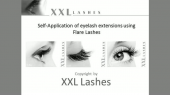 pretty nice d0a71 efbff Self-Application using Flare Lashes
