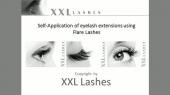 pretty nice 6b1b2 8f12d Self-Application using Flare Lashes
